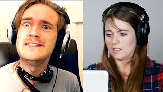Americans Watch PewDiePie For The First Time