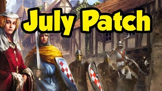 July 2021 patch - New features & balance updates [AoE2]
