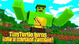 MUTANT TINYTURTLE COMES TO LIFE! - How To Become w/TinyTurtle