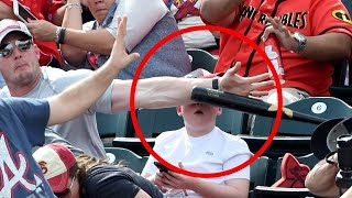 Craziest Saving Lives Moments In Sports History
