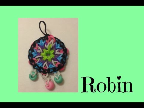 RainbowLoom Dream Catcher