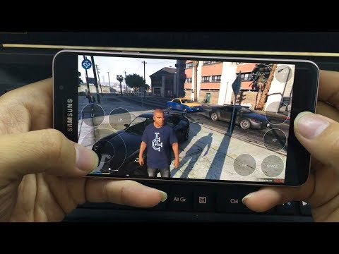 The truth about installing GTA 5 on Android