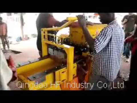 Clay Roof Tile Machine