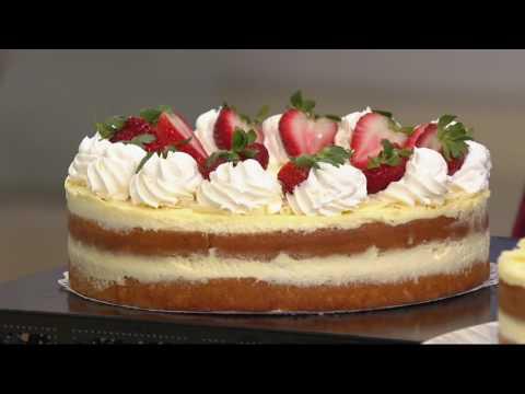 Delizioso Desserts 3.25 lb. Limoncello Cake on QVC