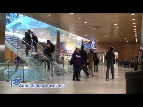 NYU Stern Admissions Profile