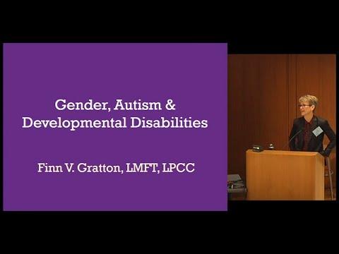 Gender, Autism and Developmental Disabilities