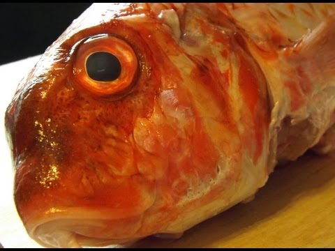 RED MULLET.How to prepare and cook mullet.