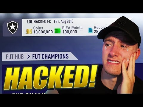 I'VE BEEN HACKED... IT'S ALL GONE!! 😭