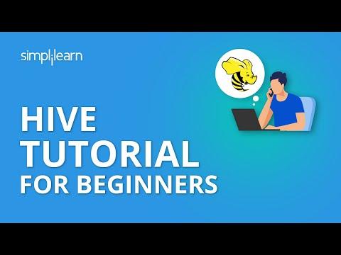 Hive Tutorial For Beginners   What Is Hive   Hive In Hadoop   Apache Hive Tutorial   Simplilearn