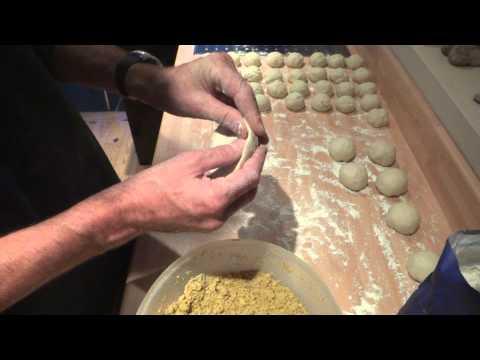 Making Trinidad Dhalpuri Roti
