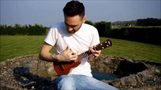 Solo Ukulele In The Sun!