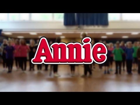 Annie Trailer | Stage Theatre Society