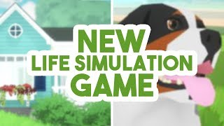 Download Gradual Aging, Horseback Riding, House Boats, & More! - New Life Simulation Game (Paralives) Video
