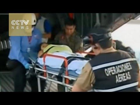 Ecuador earthquake death toll rises to 350