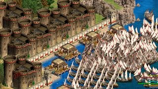 Age of Empires 2 - The Unbreakable Defense