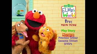 Sesame Street Elmo S World Pets End Credits