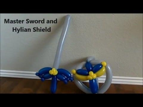 Zelda Sword and Shield