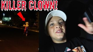 KILLER CLOWNS AND HOVERBOARDS!