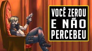 O MAIOR SEGREDO de RESIDENT EVIL 4!
