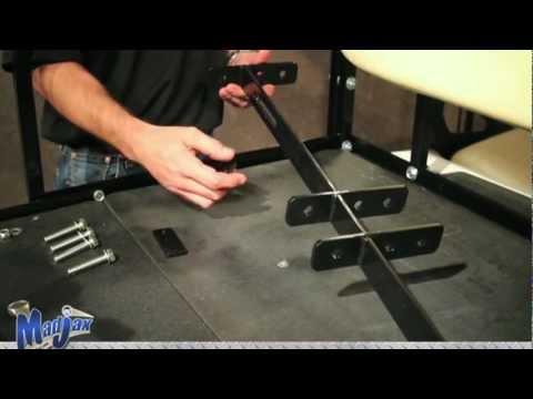 Seat Belt Bar | How to Install Video | Madjax® Golf Cart Accessories
