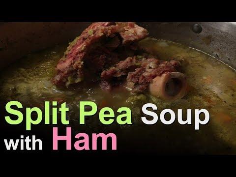 Best Split Pea Soup with Ham
