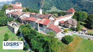 Gruyères - Replongez dans le Moyen Age