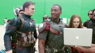 The Making Of Team Cap Marvels Captain America Civil War