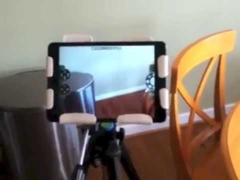 DIY iPad Mini Tripod Mount from PVC - You2CanDIY