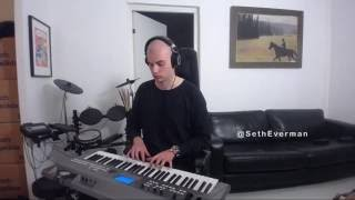 #2 - When you're a classical pianist but you listened to hip hop once again