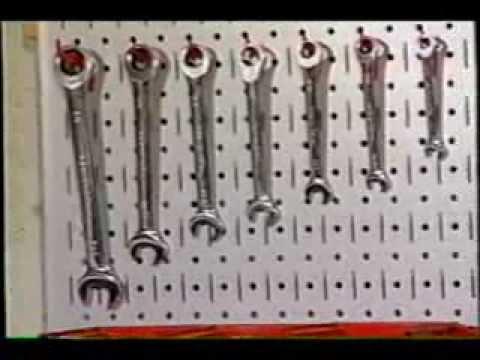 Metal Peg Board