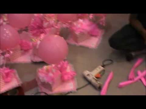 Making of Baby Announcement Gift