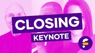 Frontrow2020   Closing Keynote 📢