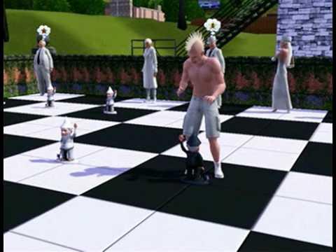 The Sims 3 Movie Mashup 3