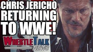 Chris Jericho RETURNING To WWE RAW! | Triple H SHOOTS On Goldberg! WrestleTalk News Jan. 2018