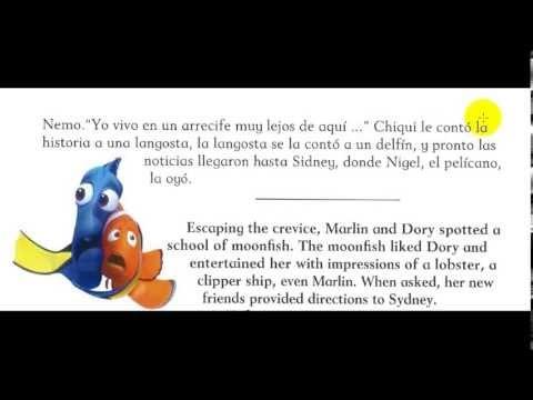 Buscando a Nemo: Parte 5 (Preterite vs. Imperfect)