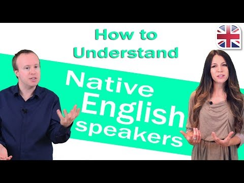 How to Understand Native English Speakers - Improve English Listening
