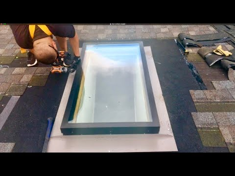 HOW TO REFLASH A SKYLIGHT LIKE A PRO