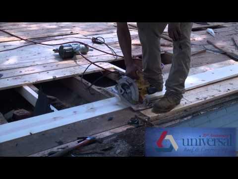 Roof Repair and Wood Rot