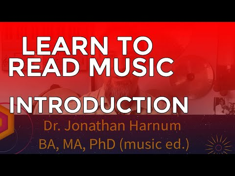 Learn to Read Music: Course Introduction