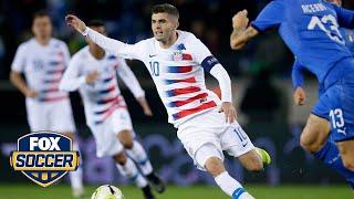 Grant Wahl: Chelsea, Bayern Munich interested in USMNT star Christian Pulisic | FOX SOCCER