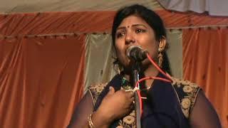 Nitu Raj V/s Dharmendra Jaiswal Birha Program Rewa Part 3
