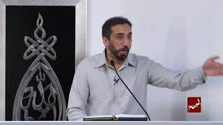 On Grief and Patience  - Khutbah by Nouman Ali Khan