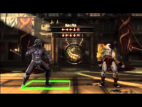 [HD] MK9 Noob Saibot As One Fatality