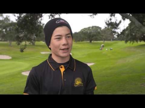NZ's Golfing Future | Jayden Ford & Darae Chung