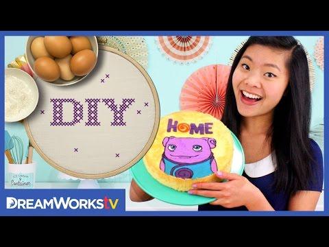 Kawaiisweetworld's Home Themed Cake I I ♥ DIY