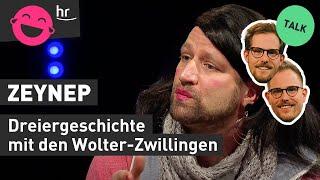 Zeynep und ihr heißer Flirt mit Benni Wolter | hr Comedy Marathon