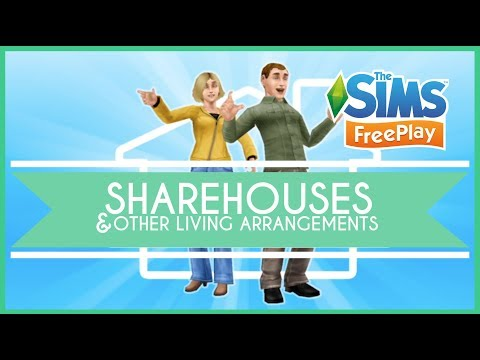 Learning to Sim: Move Your Sims In Together | The Sims Freeplay