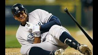MLB Intentionally Hit Batters  ᴴᴰ