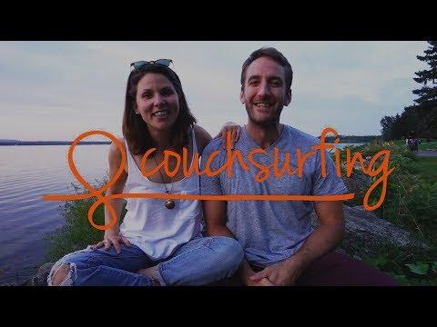 Couchsurfing around the world for 12 months