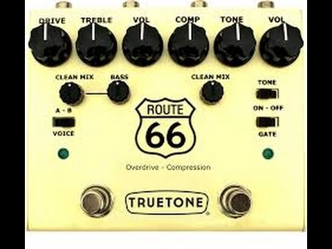 Truetone Route 66 - Review for L&M